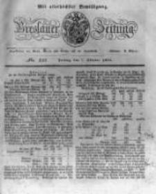 Breslauer Zeitung. 1831.10.07 Nr235