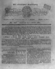 Breslauer Zeitung. 1831.10.08 Nr236