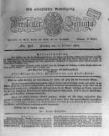 Breslauer Zeitung. 1831.10.11 Nr238