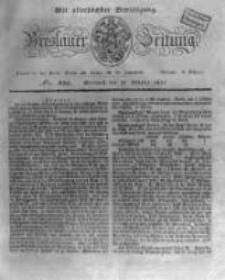 Breslauer Zeitung. 1831.10.12 Nr239