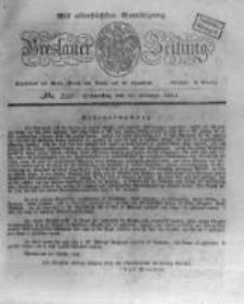 Breslauer Zeitung. 1831.10.13 Nr240