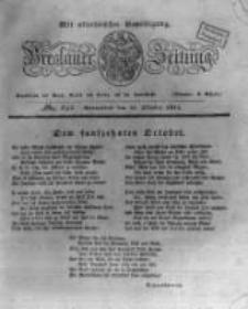 Breslauer Zeitung. 1831.10.15 Nr242