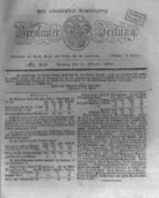 Breslauer Zeitung. 1831.10.17 Nr243