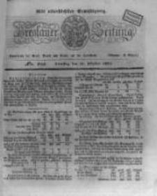 Breslauer Zeitung. 1831.10.18 Nr244