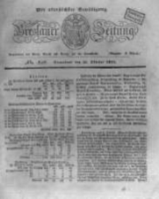 Breslauer Zeitung. 1831.10.22 Nr248