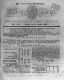 Breslauer Zeitung. 1831.10.24 Nr249