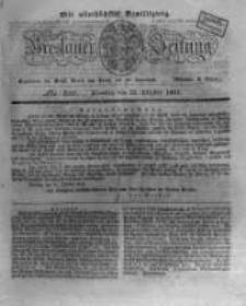 Breslauer Zeitung. 1831.10.25 Nr250