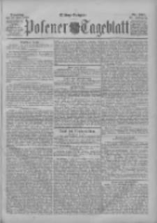Posener Tageblatt 1898.07.12 Jg.37 Nr320