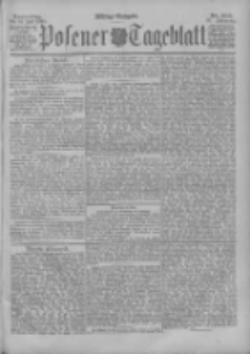 Posener Tageblatt 1898.07.14 Jg.37 Nr324