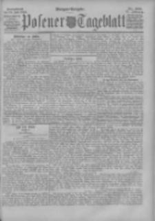 Posener Tageblatt 1898.07.23 Jg.37 Nr339