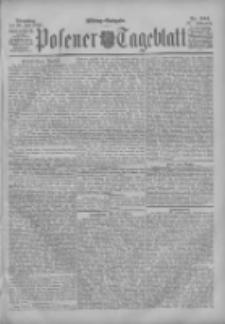 Posener Tageblatt 1898.07.26 Jg.37 Nr344