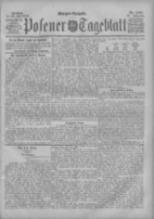 Posener Tageblatt 1898.07.29 Jg.37 Nr349