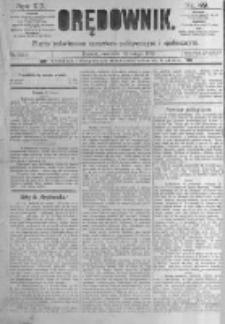 Orędownik: pismo poświęcone sprawom politycznym i spółecznym. 1889.02.28 R.19 nr49
