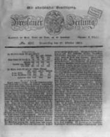 Breslauer Zeitung. 1831.10.27 Nr252