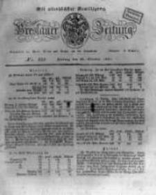 Breslauer Zeitung. 1831.10.28 Nr253