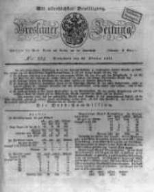 Breslauer Zeitung. 1831.10.29 Nr254