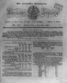 Breslauer Zeitung. 1831.11.02 Nr257
