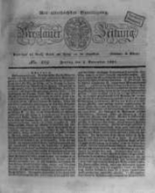 Breslauer Zeitung. 1831.11.04 Nr259