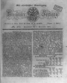 Breslauer Zeitung. 1831.11.05 Nr260