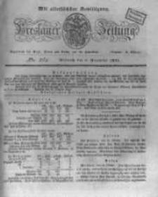 Breslauer Zeitung. 1831.11.09 Nr263