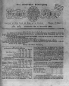 Breslauer Zeitung. 1831.11.10 Nr264