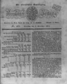 Breslauer Zeitung. 1831.11.15 Nr268