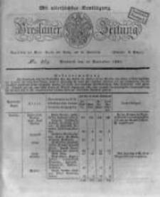 Breslauer Zeitung. 1831.11.16 Nr269