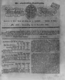 Breslauer Zeitung. 1831.11.17 Nr270