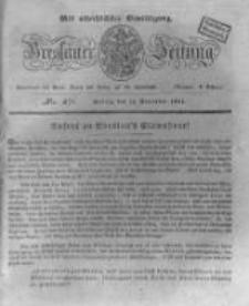Breslauer Zeitung. 1831.11.18 Nr271