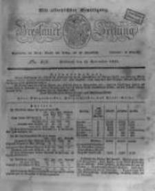 Breslauer Zeitung. 1831.11.23 Nr275