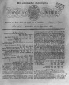 Breslauer Zeitung. 1831.11.24 Nr276