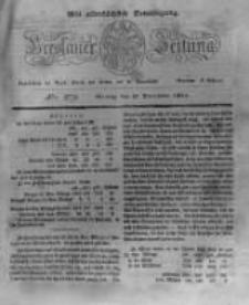 Breslauer Zeitung. 1831.11.28 Nr279