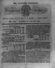 Breslauer Zeitung. 1831.12.01 Nr282