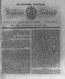 Breslauer Zeitung. 1831.12.09 Nr289