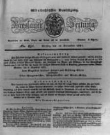 Breslauer Zeitung. 1831.12.12 Nr291
