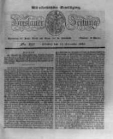 Breslauer Zeitung. 1831.12.13 Nr292