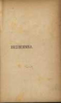 Bezimienna: powieść z końca XVIII wieku. Cz. 2, Nowe życie