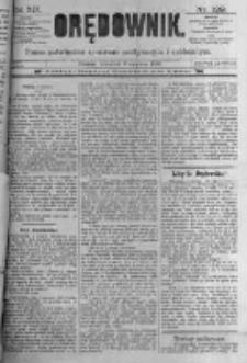 Orędownik: pismo poświęcone sprawom politycznym i spółecznym. 1889.06.06 R.19 nr129
