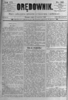 Orędownik: pismo poświęcone sprawom politycznym i spółecznym. 1889.06.07 R.19 nr130