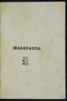 Maleparta: powieść historyczna z XVIII wieku. T. 3