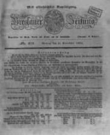 Breslauer Zeitung. 1831.11.21 Nr273