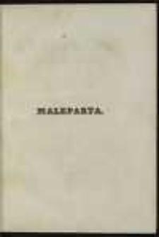 Maleparta: powieść historyczna z XVIII wieku. T. 4