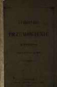 J. I. Kraszewskiego przemówienie w Krakowie dnia 3 października 1879 r.