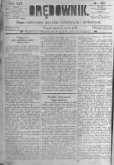 Orędownik: pismo poświęcone sprawom politycznym i spółecznym. 1889.03.05 R.19 nr53