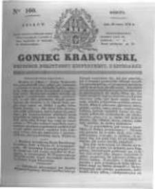 Goniec Krakowski: dziennik polityczny, historyczny i literacki. 1831.07.16 nr160