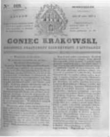 Goniec Krakowski: dziennik polityczny, historyczny i literacki. 1831.07.25 nr169