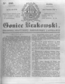 Goniec Krakowski: dziennik polityczny, historyczny i literacki. 1831.08.05 nr180