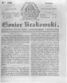 Goniec Krakowski: dziennik polityczny, historyczny i literacki. 1831.08.16 nr190