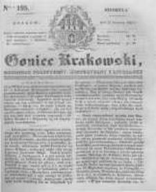Goniec Krakowski: dziennik polityczny, historyczny i literacki. 1831.08.21 nr195