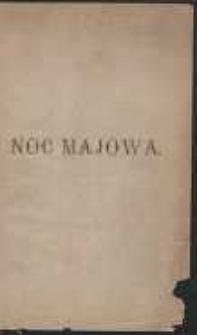Noc majowa: powieść